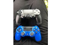 X2 PS4 controllers v1