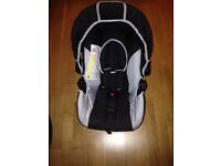 Baby car seat for sale.