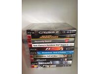 10 x PS3 Games - Playstation 3 - £1.25 each