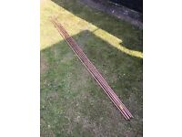 15 metres 15mm copper pipe