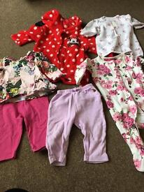 3-6 months clothes ted baker, joules , gap