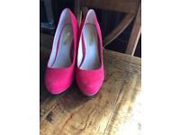 Ladies Dorothy Perkins high heels