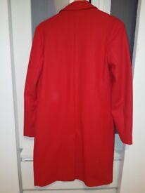 Red coat new