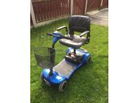 SHOPRIDER NEW BATTERIES CAR BOOT MOBILITY
