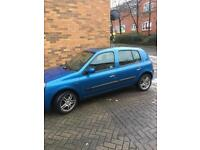 Renault Clio 1.2 - 12 months M.O.T