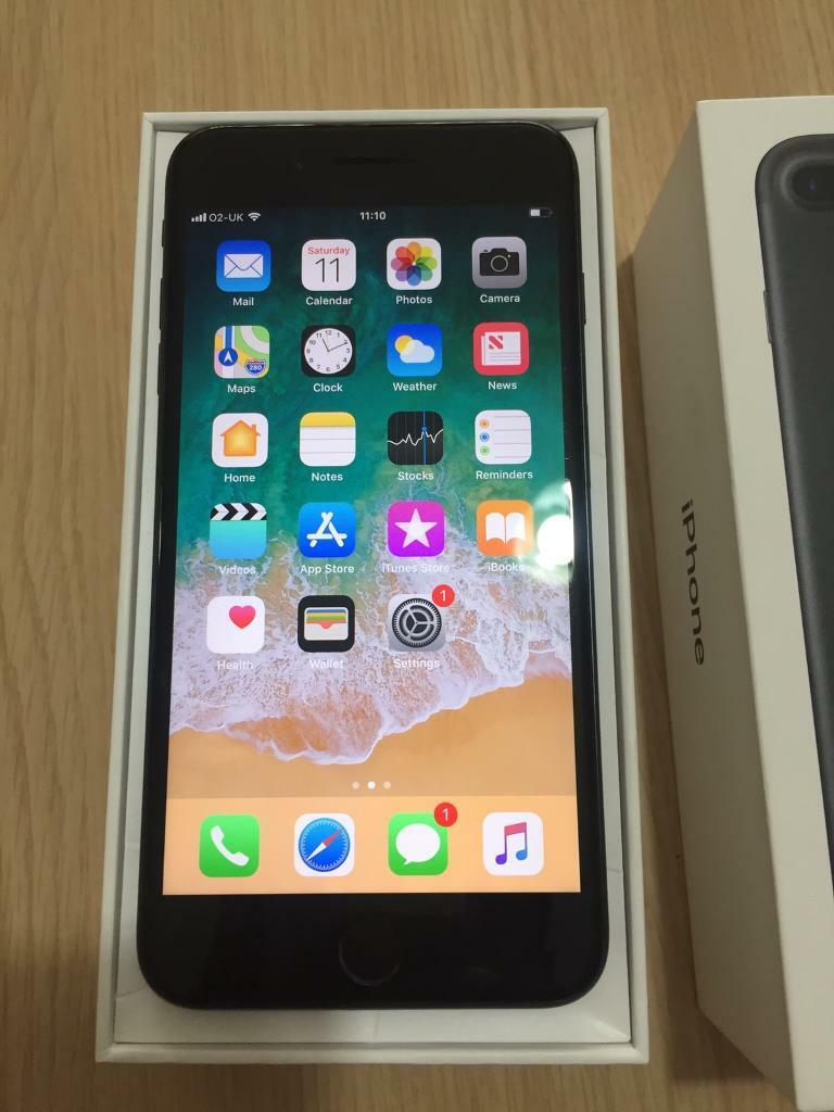 IPHONE 7 PLUS - 32GB - UNLOCKED TO ALL NETWORKS