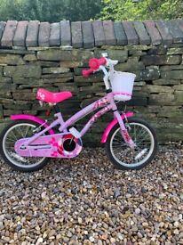 Apollo 16'' Girls Bicycle