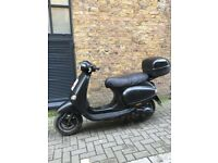 FOR SALE VESPA ET4 125cc - £600
