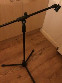 Microphone Stand - Tripod Italian made...Used