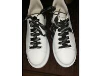Alexander McQueen ladies , women's trainers shoes