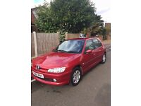 Peugeot 306 LX AUTO - honest, clean, reliable car, cheap to run