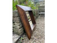 Wooden mirror for sale