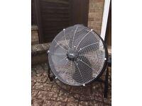 50cm heavy duty fan