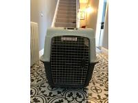 Dog crate / carrier - XL - for house, car, or plane