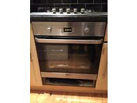 Beko 5 burner gas hob and electric oven £200 under 2 yrs ol, new extension with all new appliances