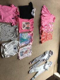 Girls clothes bundle 6-7