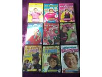 ORIGINAL MRS BROWN BOYS DVDS