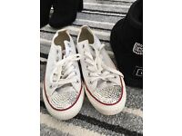 Converse size 5 (used)