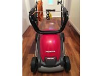 Honda HRE330 Electric Lawnmower.