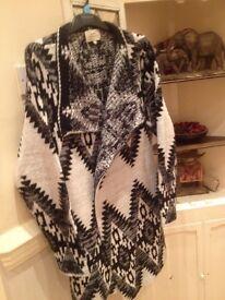 Plus size cardigan coat bnwot