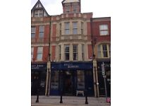Unfurnished Studio in Newport Centre Availble Now. £380pcm