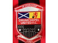 Drumchapel United 2004 football players