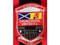 Drumchapel United 2004 football players