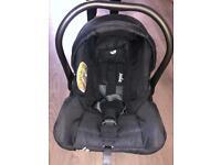 Joie Juva baby car seat 0+