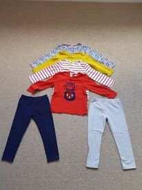 Girls clothes bundle 2-3 years M&S