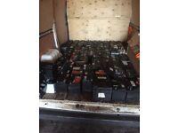 All scrap car/van/hgv/caravan battery bought for cash