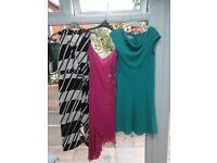 Ladies dresses Hobbs, River Island, Next size 10