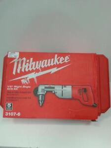 Milwaukee Right Angle Drill. We Sell Used Tools. (#108729) AT813467