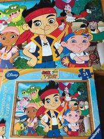 Jake & the Never Land Pirates Jigsaw