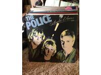 Outlandos d'Amour - The Police Vinyl Record LP