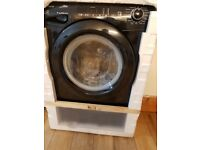 Candy GVSW496DCAB-80 9kg+6kg 1400 Spin Washer Dryer in Black