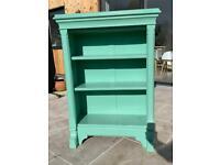 Bookcase / cabinet - Farrow & Ball arsenic green