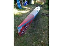 Double Ocean Racing Surf Ski K2 Fenn Canoe