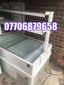 Shop chest freezer fully working can deliver
