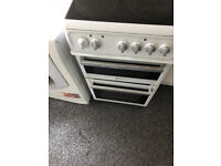 Ceramic Electric Oven and Hobs