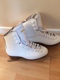 Graf 500 Ice Skates * very good condition*