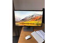"""Dell S2817Q 28"""" Ultra HD 4K Monitor, 3840x2160, 2ms, 300cd/m2, 1000:1"""