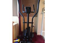 Good condition, hardly used cross trainer.