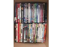 LARGE BOX OF CLASSIC/BEST DVD COLLECTION