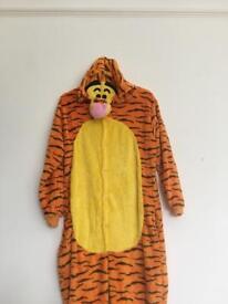 Tigger onesie