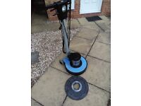 Numatic Hard and Wood Floor Polisher, Buffer, Scrubber & Stone Restoration Machine