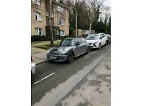 Mini cooper s 2003 fsh body work needs attention