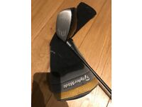 Right hand men's Taylor Made 8.5 R580 Driver with MAS 2 ultralite graphire shaft, stiff flex