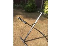 X-Style Keyboard Stand good condition must collect
