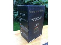 Andrew Lloyd Webber Collectors Box Set