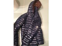 Men's moncler coat good condiotion